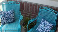 shopee Awesome Metal Patio Chairs