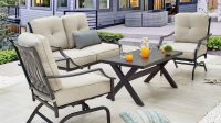 sneakers Awesome Metal Patio Chairs