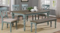 sneakers Farmhouse Table Set Images